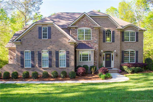 6807 Montgomery Road, Lake Wylie, SC 29710 (#3562664) :: Miller Realty Group