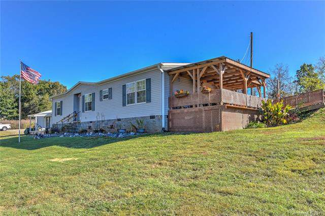 210 Murphy Hill Road R, Weaverville, NC 28787 (#3562736) :: LePage Johnson Realty Group, LLC