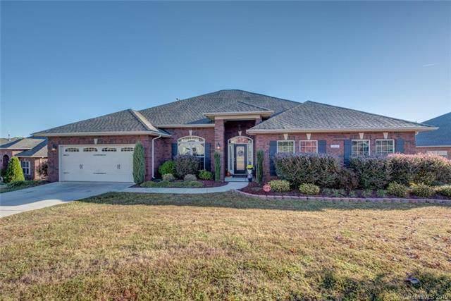 2424 Winnsford Lane, Gastonia, NC 28056 (#3562777) :: Stephen Cooley Real Estate Group