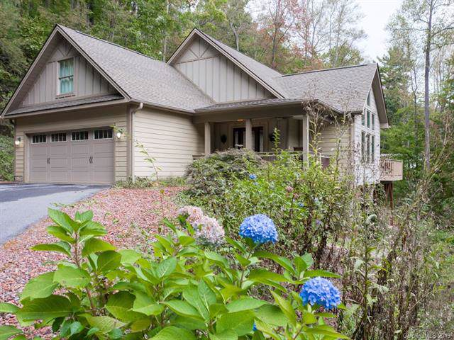 60 & 64 Fox Den Road, Asheville, NC 28805 (#3562829) :: Rinehart Realty