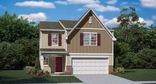 235 Silver Oak Circle #71, Rockwell, NC 28138 (#3562834) :: Roby Realty