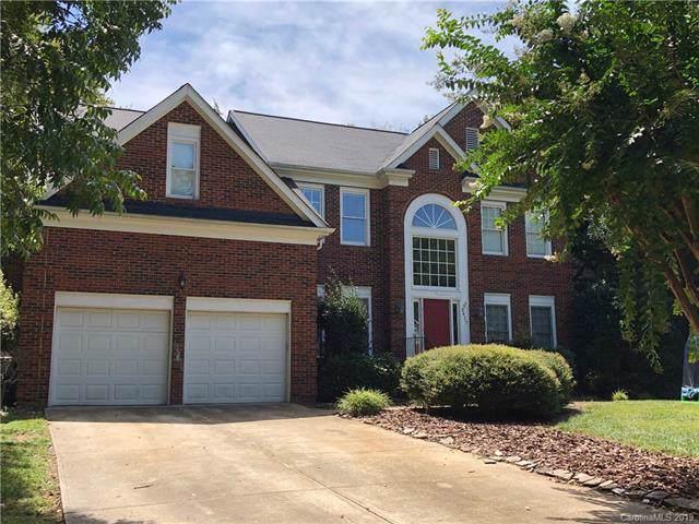 3417 Pondview Lane, Charlotte, NC 28210 (#3562893) :: Stephen Cooley Real Estate Group