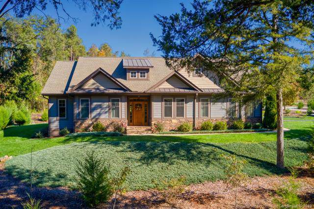 27 Meadowood Court, Tryon, NC 28782 (#3562926) :: Carlyle Properties