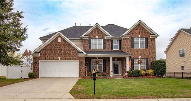 2018 Apogee Drive, Indian Trail, NC 28079 (#3562997) :: Stephen Cooley Real Estate Group