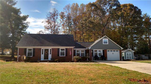 134 E Meadowview Drive, Statesville, NC 28625 (#3563065) :: Stephen Cooley Real Estate Group