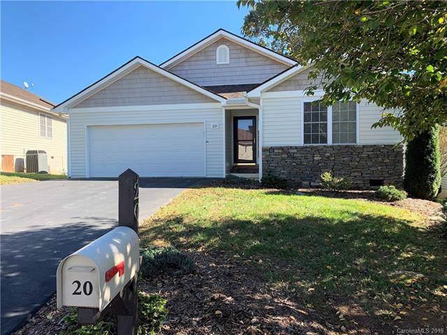 20 E Danbury Lane, Brevard, NC 28712 (#3563082) :: Keller Williams Professionals