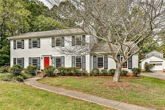 1109 Tuxedo Court, Charlotte, NC 28211 (#3563118) :: Stephen Cooley Real Estate Group