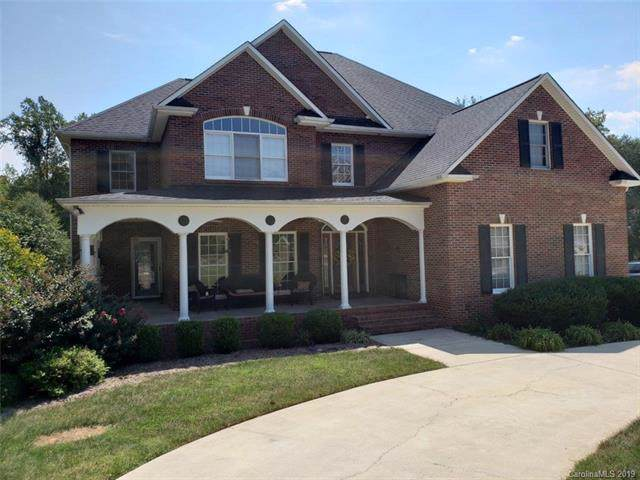 1023 10th Avenue Drive NW, Hickory, NC 28601 (#3563224) :: Mossy Oak Properties Land and Luxury