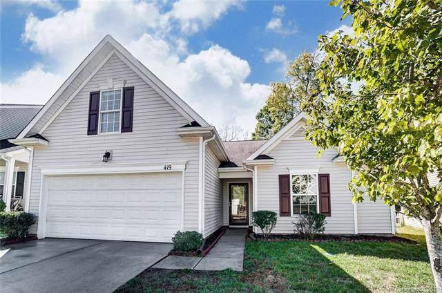 419 Mountain Quail Drive, Charlotte, NC 28216 (#3563249) :: Cloninger Properties