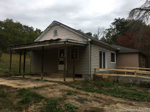 1974 Nc Hwy 127 Highway, Taylorsville, NC 28681 (#3563320) :: High Performance Real Estate Advisors