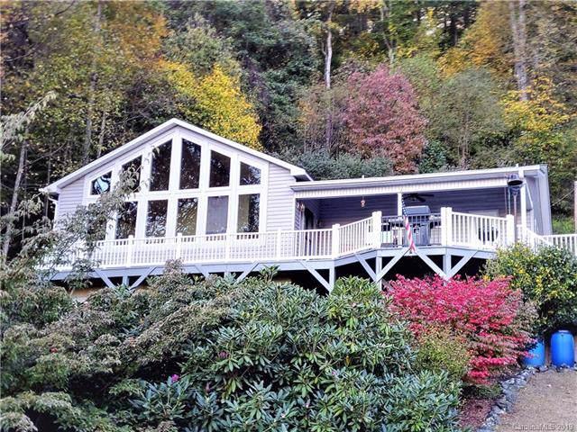 283 Grapevine Cove, Waynesville, NC 28786 (#3563328) :: Keller Williams Professionals