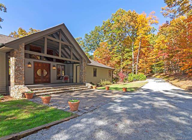 900 Spanish Oak Drive, Cedar Mountain, NC 28718 (#3563401) :: Keller Williams Professionals