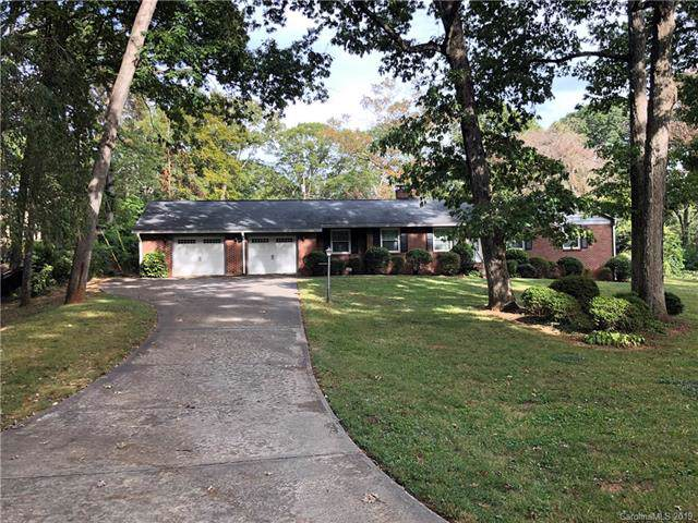 717 Longbow Road, Winston Salem, NC 27104 (#3563403) :: Stephen Cooley Real Estate Group
