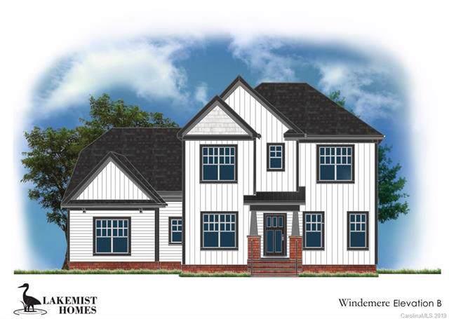 170 Hidden Meadows Drive #28, Mooresville, NC 28117 (#3563445) :: MartinGroup Properties