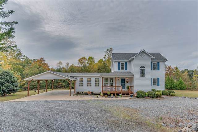 932 Poors Ford Road, Rutherfordton, NC 28139 (#3563475) :: Homes Charlotte