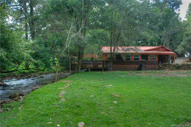 18705 Great Smoky Mountain Expressway, Waynesville, NC 28786 (#3563524) :: Stephen Cooley Real Estate Group
