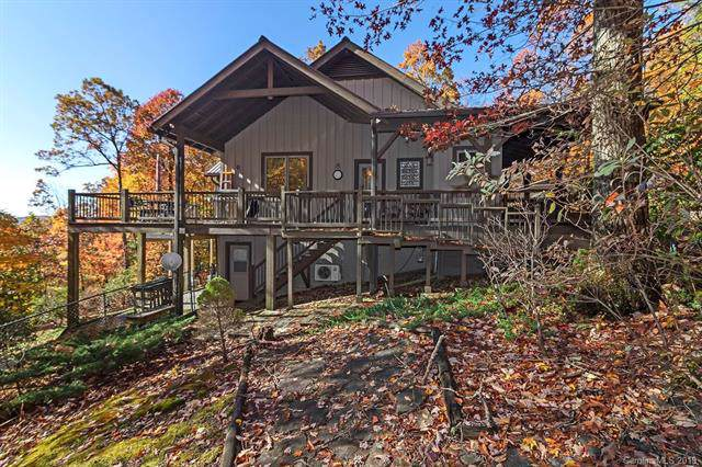 1001 Speckled Trout Run, Brevard, NC 28712 (#3563544) :: Carlyle Properties