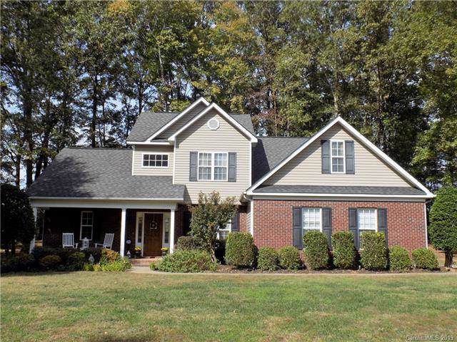 2708 Yellow Bell Way #34, Monroe, NC 28112 (#3563563) :: Stephen Cooley Real Estate Group