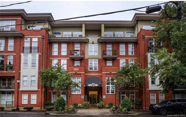 1320 Fillmore Avenue #110, Charlotte, NC 28203 (#3563667) :: Ann Rudd Group