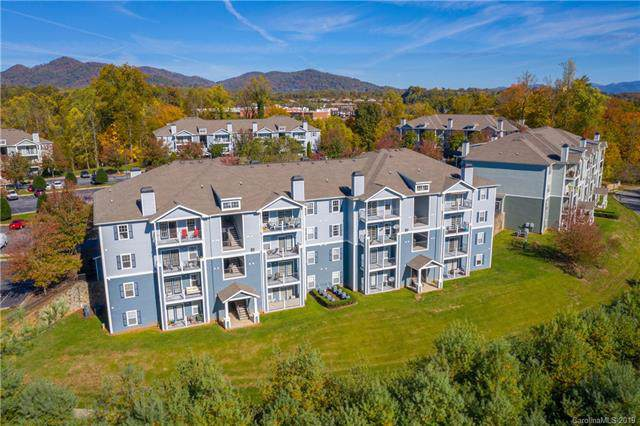 100 Vista Lake Drive #101, Candler, NC 28715 (#3563803) :: Stephen Cooley Real Estate Group