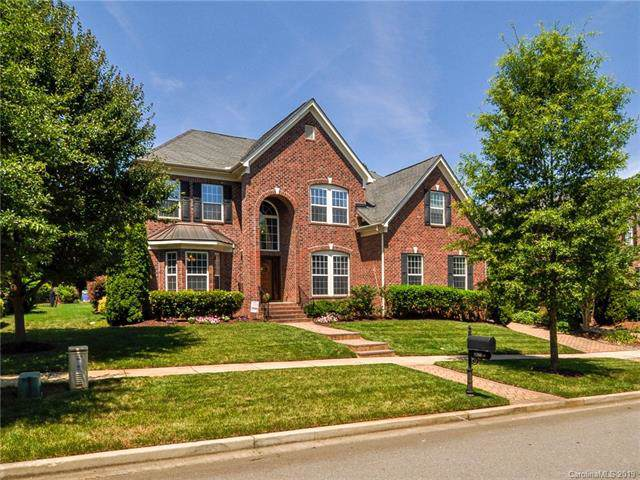 11212 Warfield Avenue, Huntersville, NC 28078 (#3563807) :: LePage Johnson Realty Group, LLC