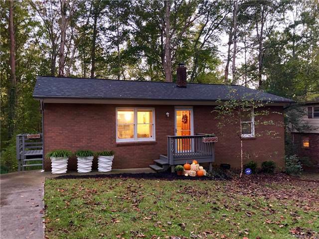 219 Fox Street, Morganton, NC 28655 (#3563814) :: High Performance Real Estate Advisors