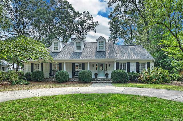 859 Museum Drive, Charlotte, NC 28207 (#3563950) :: High Performance Real Estate Advisors