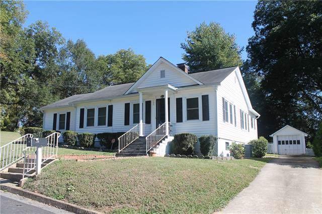 103 W Catawba Street, Morganton, NC 28655 (#3564211) :: High Performance Real Estate Advisors