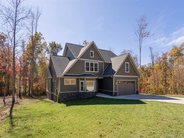 45 Jackson Meadow Road, Fletcher, NC 28732 (#3564231) :: BluAxis Realty