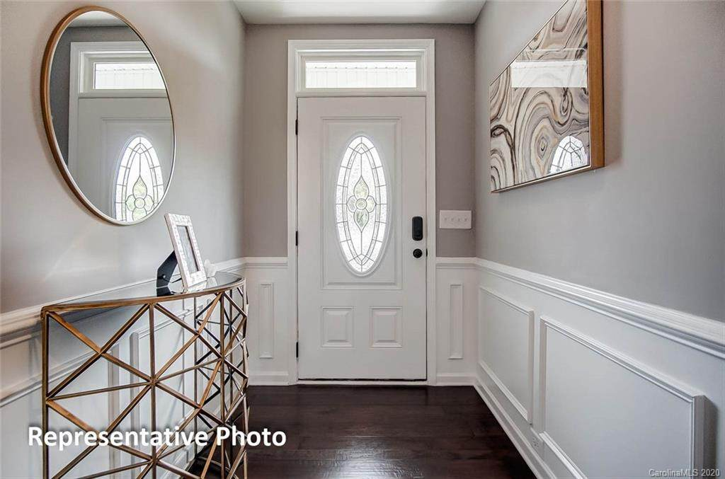 5542 Harris Cove Drive Lot 54, Charlotte, NC 28269 (#3564256) :: Cloninger Properties