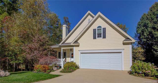 35 Cyprus Creek, Hendersonville, NC 28791 (#3564264) :: High Performance Real Estate Advisors