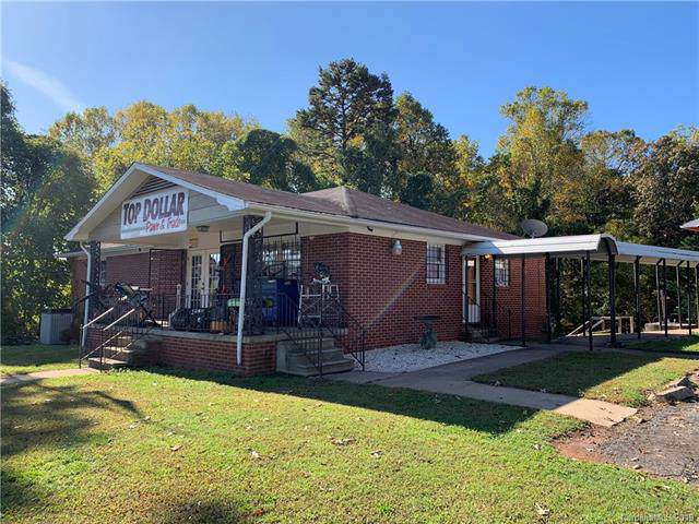 561 Railroad Avenue, Rutherfordton, NC 28139 (#3564269) :: Rowena Patton's All-Star Powerhouse