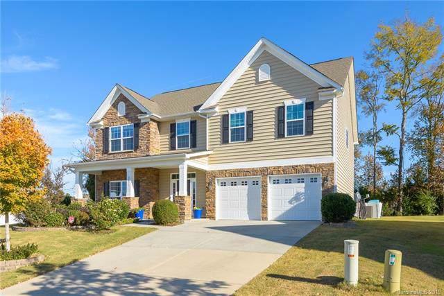 8871 Amazing Court, Harrisburg, NC 28075 (#3564298) :: LePage Johnson Realty Group, LLC