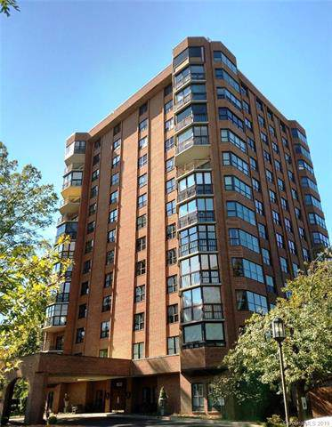 1530 Queens Road #304, Charlotte, NC 28207 (#3564339) :: Robert Greene Real Estate, Inc.