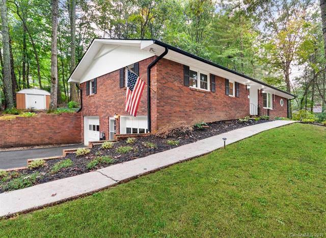 176 Surry Lane, Hendersonville, NC 28791 (#3564391) :: Keller Williams Professionals
