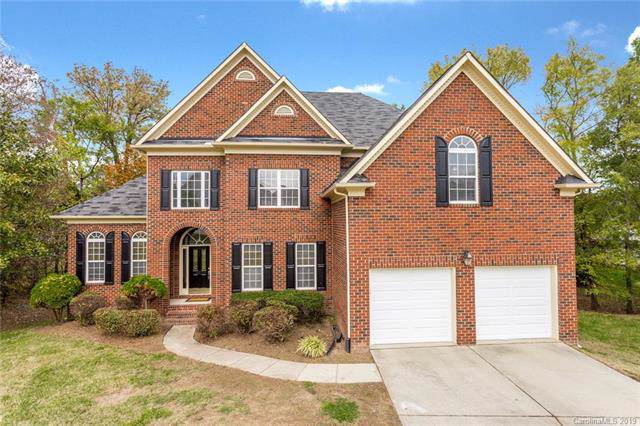11032 Alnwick Court, Charlotte, NC 28262 (#3564479) :: Stephen Cooley Real Estate Group