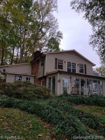 177 Point Harbor Road, Lexington, NC 27292 (#3564577) :: Stephen Cooley Real Estate Group