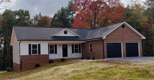 112 Elk Creek Drive, Hudson, NC 28638 (#3564614) :: Stephen Cooley Real Estate Group