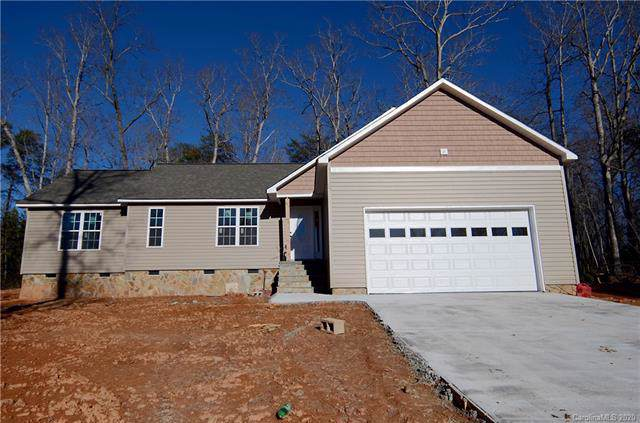 160 Winsome Forest Drive #15, Nebo, NC 28761 (#3564627) :: Rinehart Realty