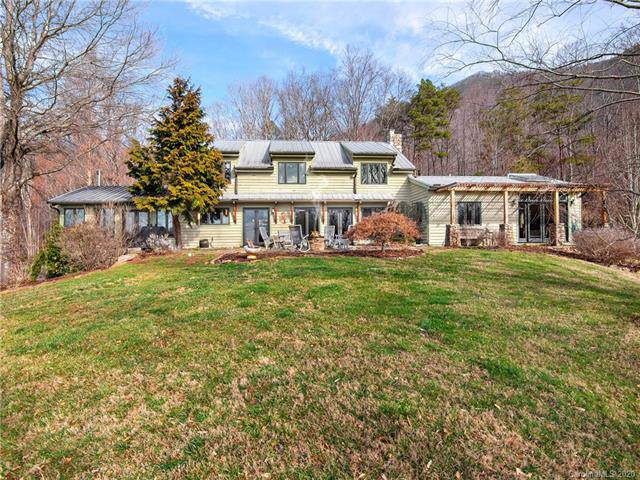 281 Jones Cove Road, Asheville, NC 28805 (#3564663) :: Keller Williams Professionals