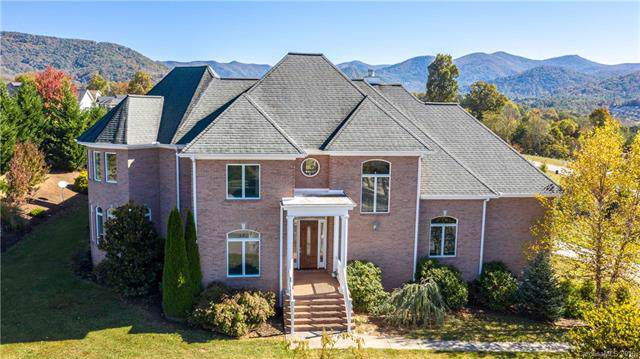 87 Governor Thomson Terrace, Weaverville, NC 28787 (#3564671) :: MOVE Asheville Realty