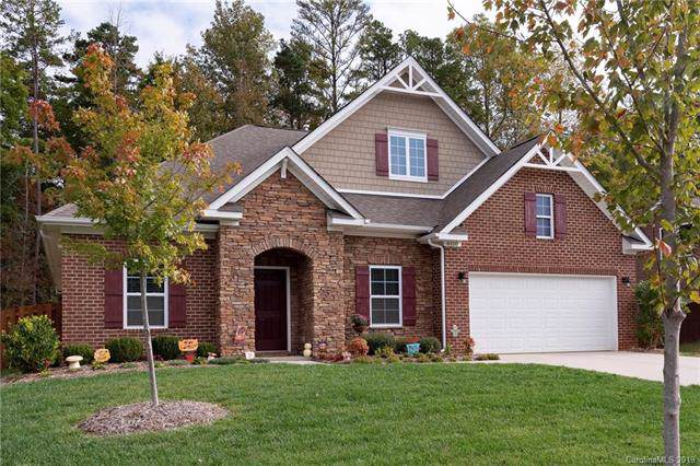 8110 Goodall Court, Mint Hill, NC 28227 (#3564690) :: Stephen Cooley Real Estate Group