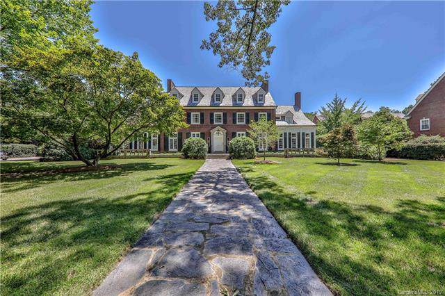 1911 Queens Road, Charlotte, NC 28207 (#3564717) :: RE/MAX RESULTS