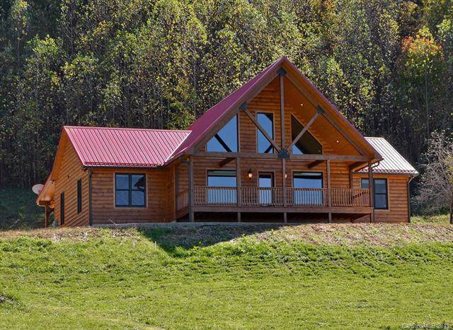 340 Blevins Branch Road, Bakersville, NC 28705 (#3564774) :: Charlotte Home Experts