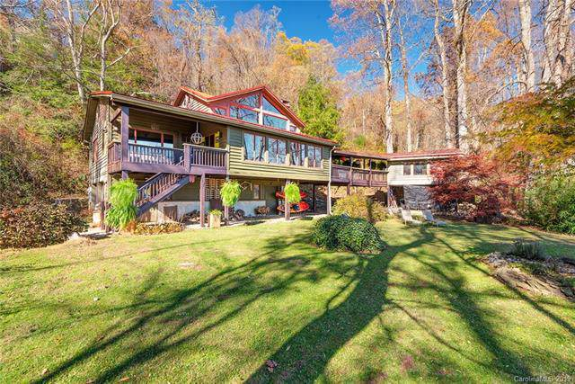 2771 Town Mountain Road, Asheville, NC 28804 (#3564793) :: LePage Johnson Realty Group, LLC