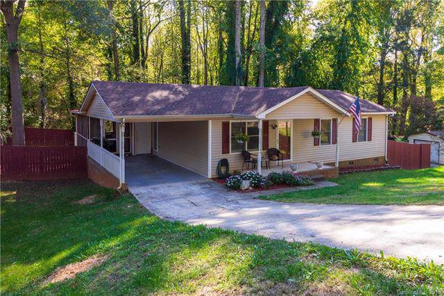 203 Park Drive, Kings Mountain, NC 28086 (#3564800) :: Stephen Cooley Real Estate Group