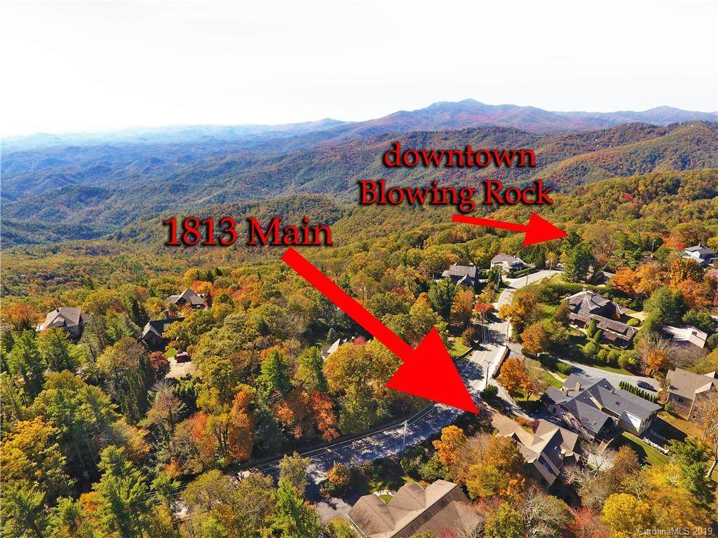 1813 Main Street, Blowing Rock, NC 28605 (#3564809) :: Stephen Cooley Real Estate Group