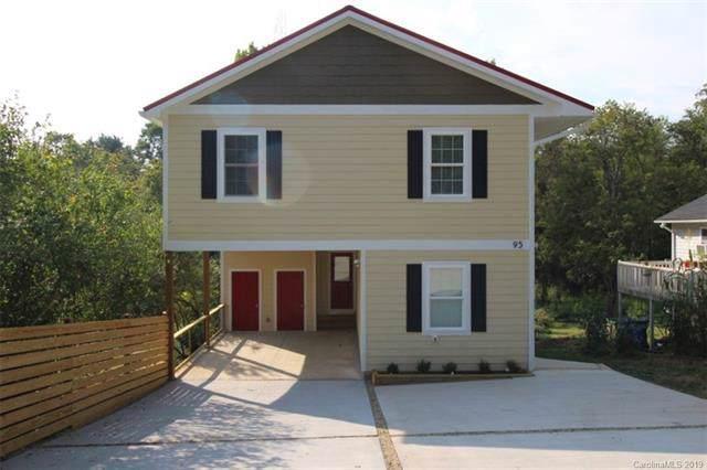95 Wanoca Avenue 95 And 95-1, Asheville, NC 28803 (#3564815) :: Cloninger Properties