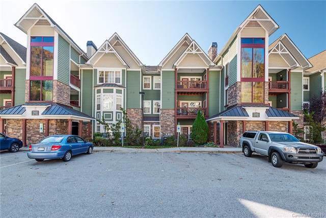 1000 Olde Eastwood Village Boulevard Unit 3B, Asheville, NC 28803 (#3564849) :: Keller Williams Professionals