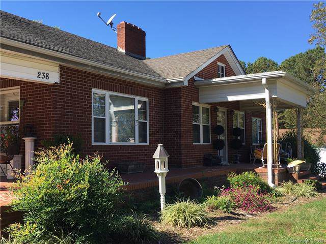 238 Main Street, Oakboro, NC 28129 (#3564874) :: Stephen Cooley Real Estate Group